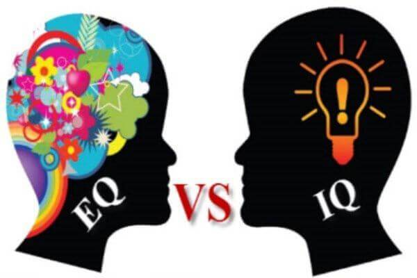 difference between emotional intelligence and iq