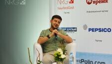 Владимир Зеленский: Наша компания разбила в прах все стереотипы о творческих людях