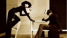 Переговоры в королевстве кривых зеркал